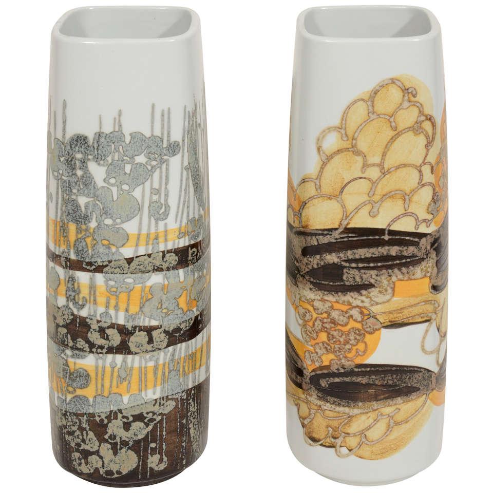 royal copenhagen vases by ivan weiss at 1stdibs. Black Bedroom Furniture Sets. Home Design Ideas