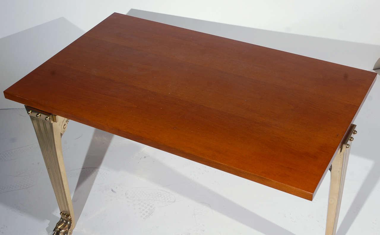 Greek Robsjohn-Gibbings by Saridis Table For Sale