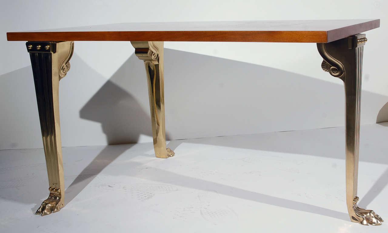 Robsjohn-Gibbings by Saridis Table For Sale 2