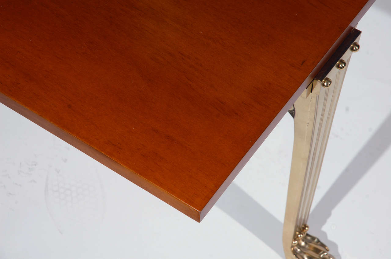 Robsjohn-Gibbings by Saridis Table For Sale 4