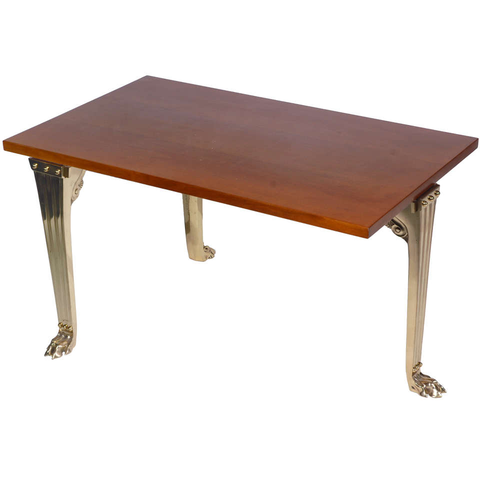 Robsjohn-Gibbings by Saridis Table For Sale