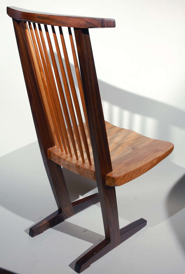 Set of Eight Dining Chairs For Sale 2