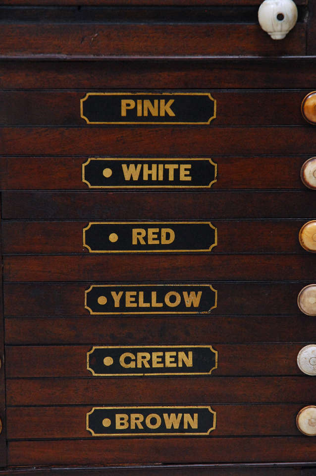 Antique Billards, Snooker, Pool Score Board For Sale 1