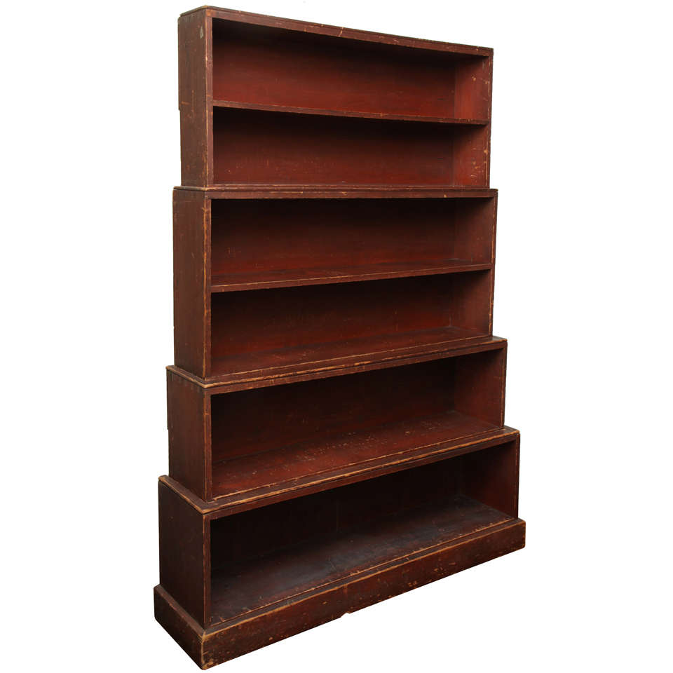 shaker bookcase at 1stdibs