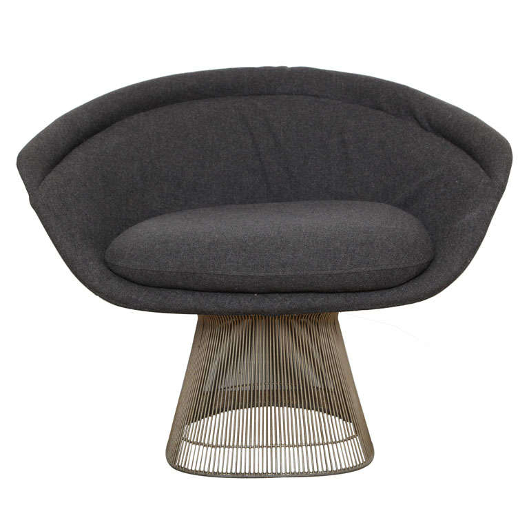 Warren Platner Spoke Side Chair