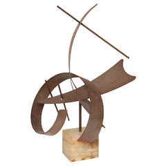 C. Jere Abstract Sculpture