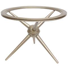 Italian Sputnik Glass Table