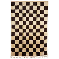Large Moroccan Carpet