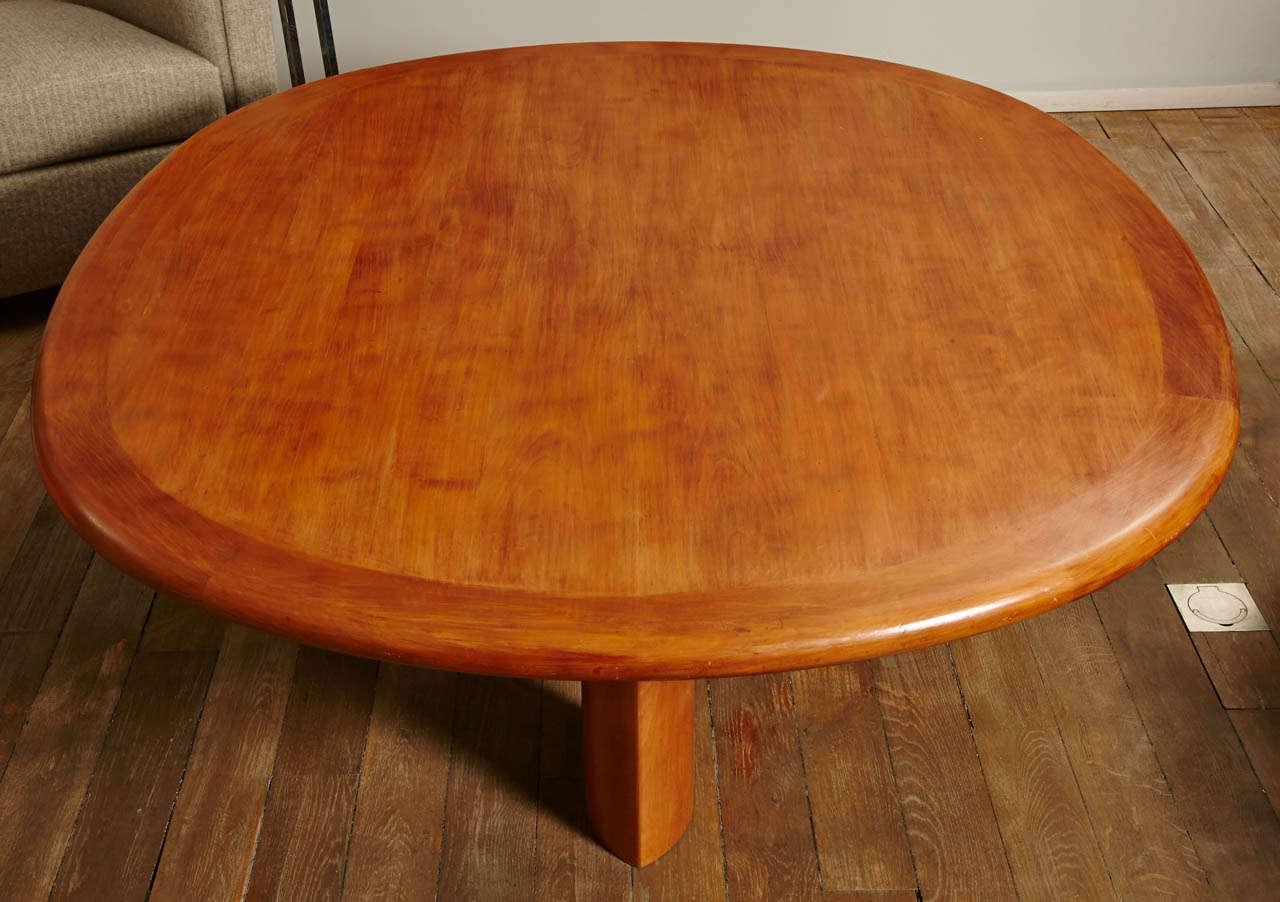 coffee table cherry wood