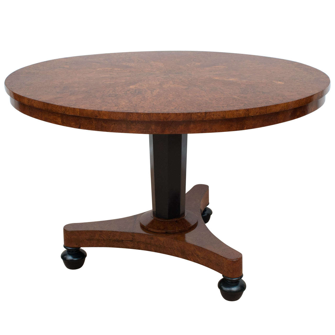 19th century english pollard oak center table at 1stdibs for Table th center text