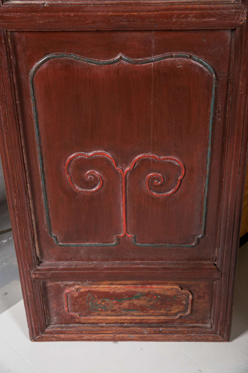Set of Five Antique Chinese Doors For Sale 1