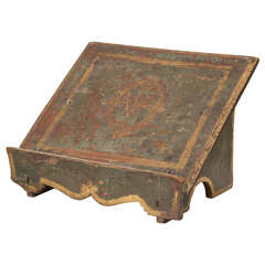 18th Century Italian Book Slant/Holder