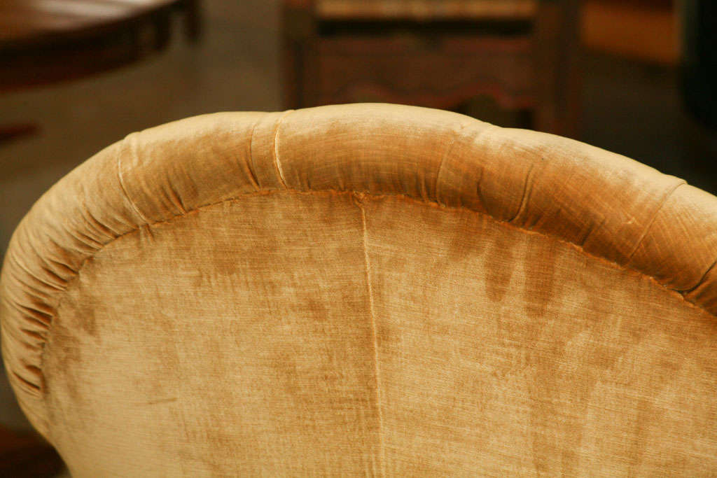 Victorian Tufted Armchair 1