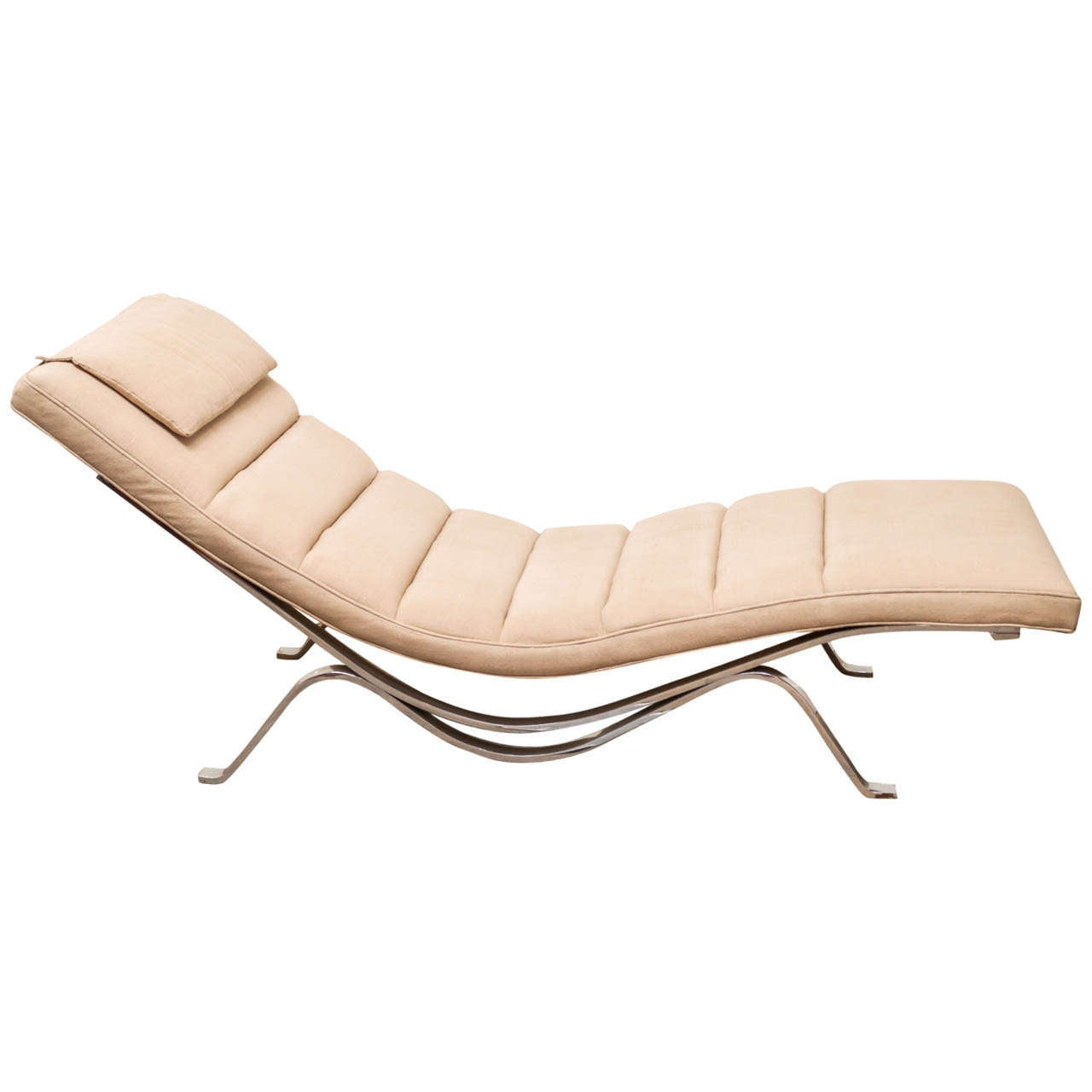 George nelson chaise lounge for sale at 1stdibs for Chaise longue lockheed lounge