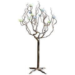 Surreal Tree Candelabra
