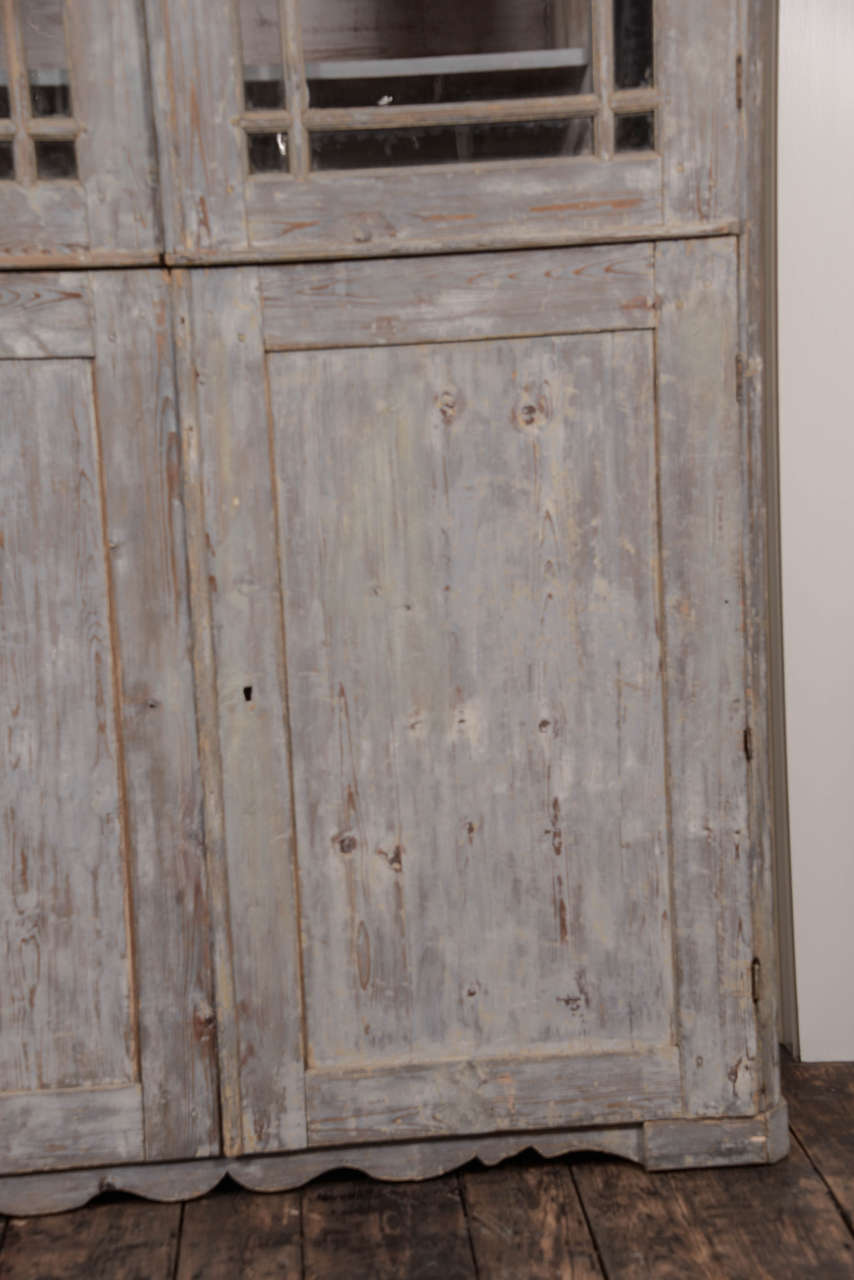 Swedish Gustavian Cabinet For Sale 1