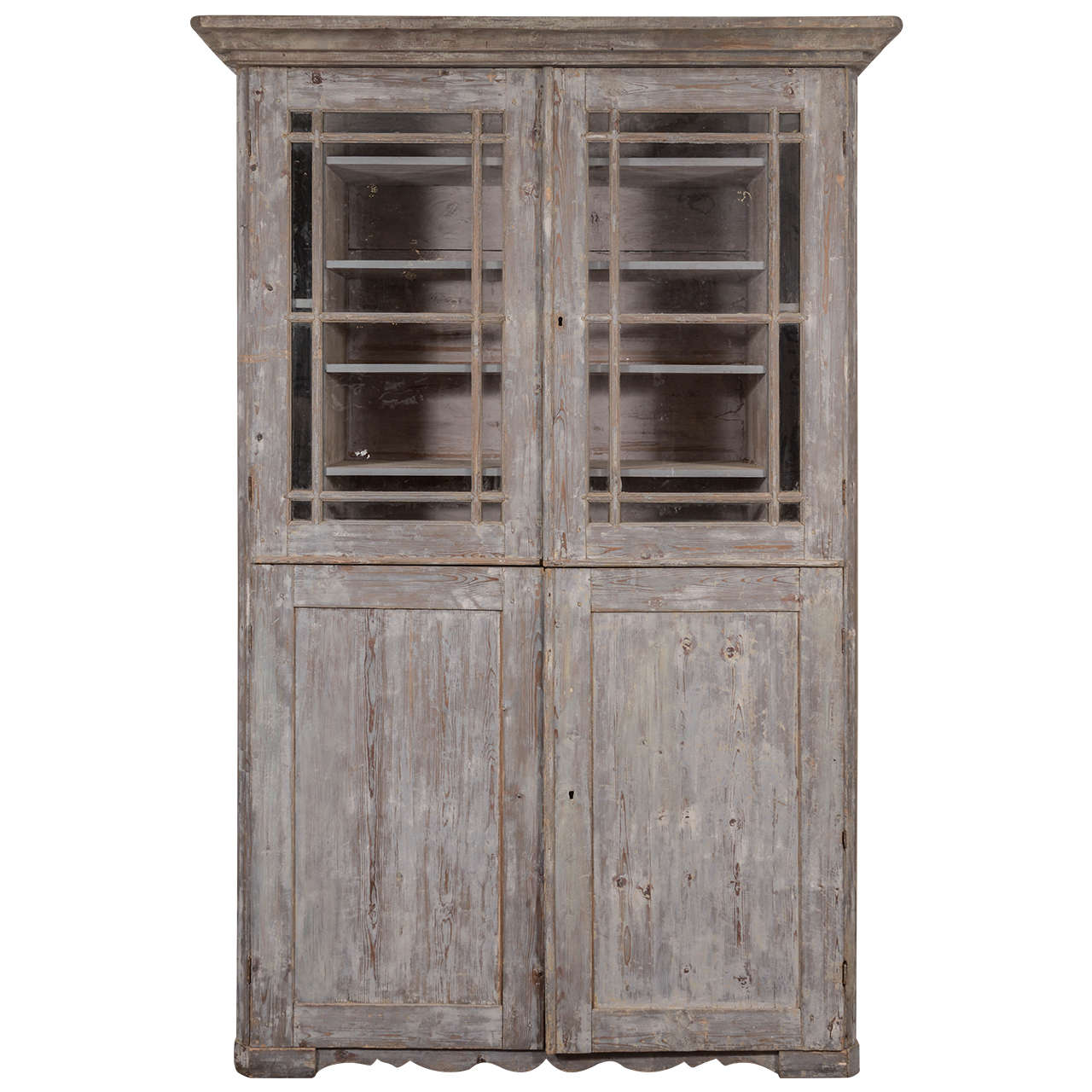 Swedish Gustavian Cabinet For Sale