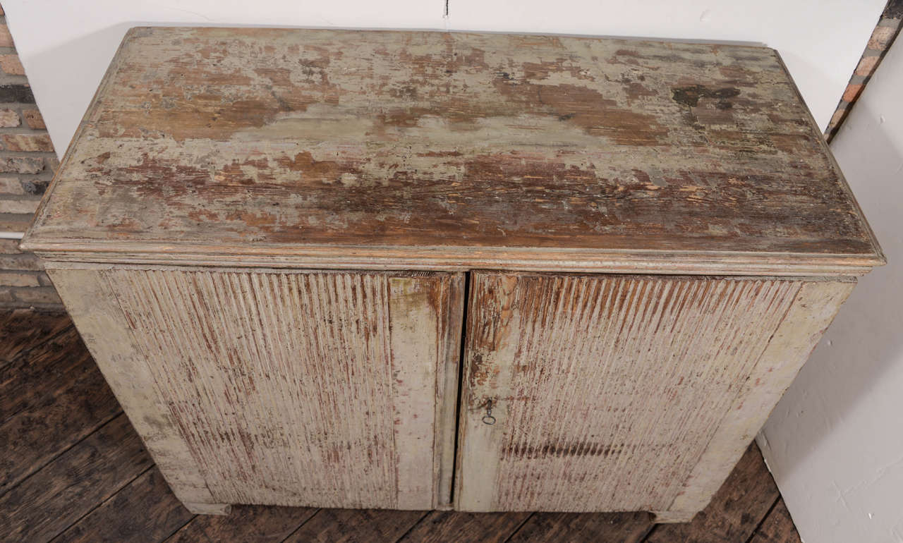 Gustavian Buffet For Sale 1