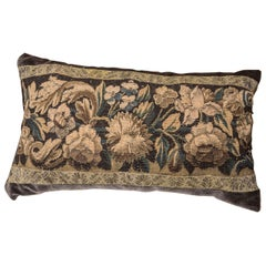 Maison Maison 18th Century Large Lumbar Tapestry Pillow