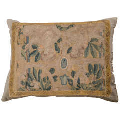 17th Century Tapestry Pillow