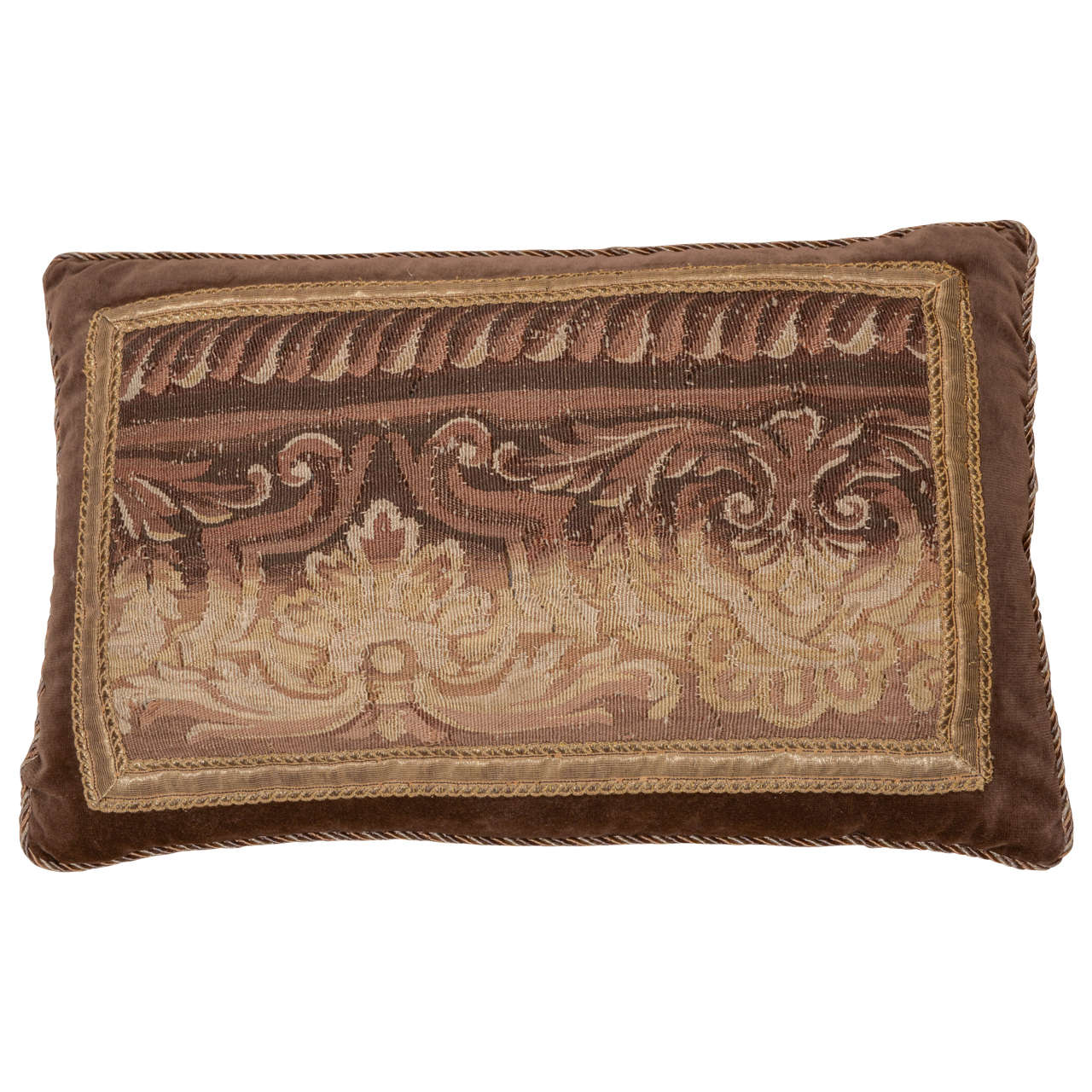 18th Century Tapestry Pillow