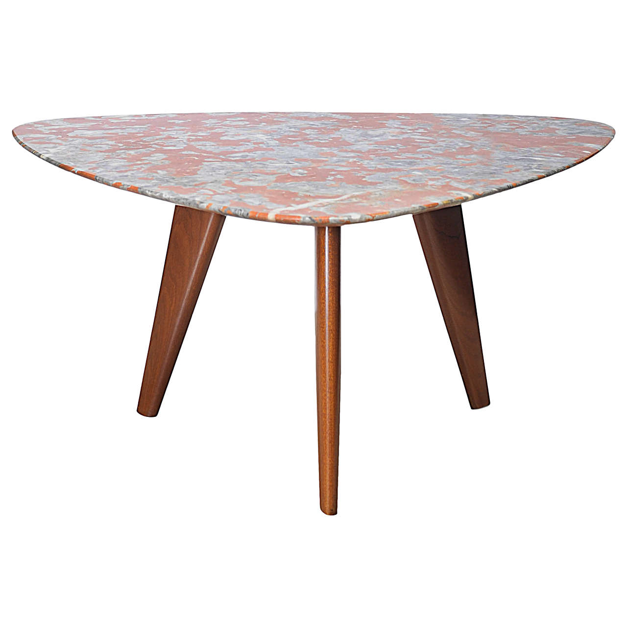 1950s Osvaldo Borsani Coffee Table For Sale
