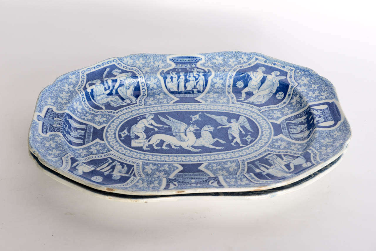Neoclassical Two Large Spode
