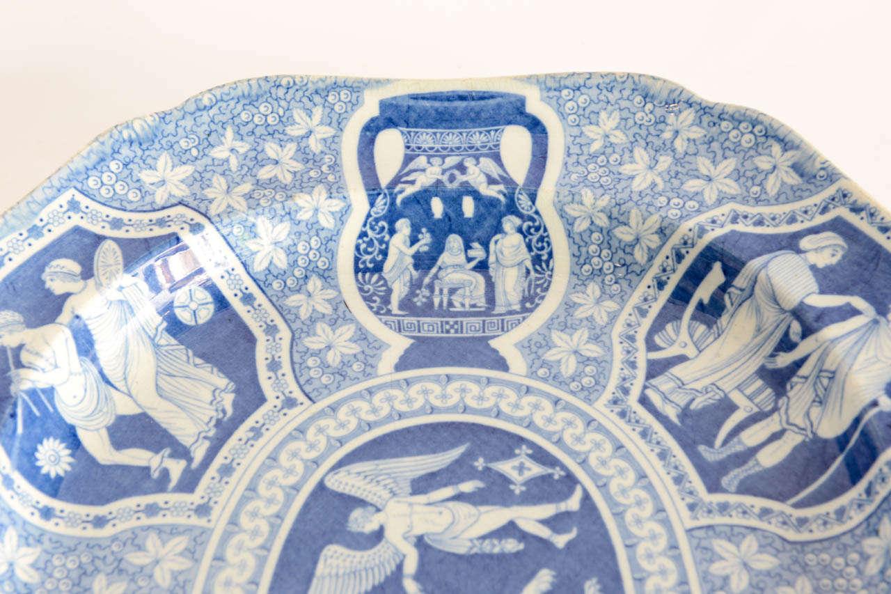 Porcelain Two Large Spode
