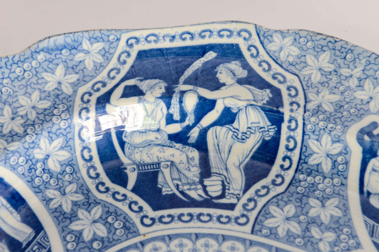 Two Large Spode