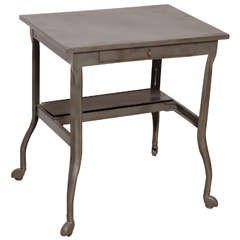Industrial Steel Table