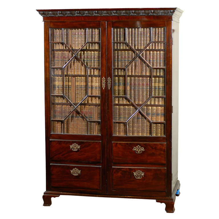 english armoire at 1stdibs. Black Bedroom Furniture Sets. Home Design Ideas