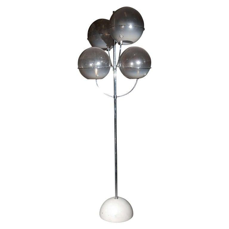 """Vico Magistretti/Knoll """"Colleoni"""" Floor Lamp"""