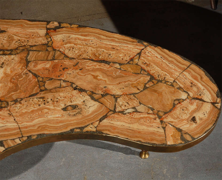 DSC 0348 Petrified Wood Coffee Table Oval Coffee Table With Petrified Wood Top At Stdibs