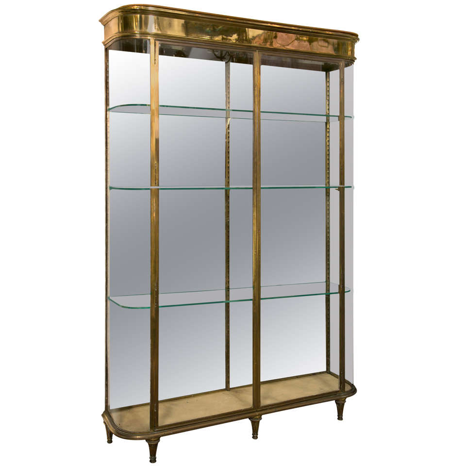 Gl Display Cabinet For