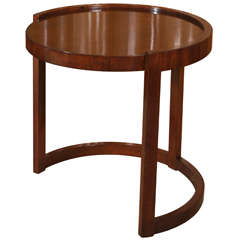 Paul Laszlo End Table