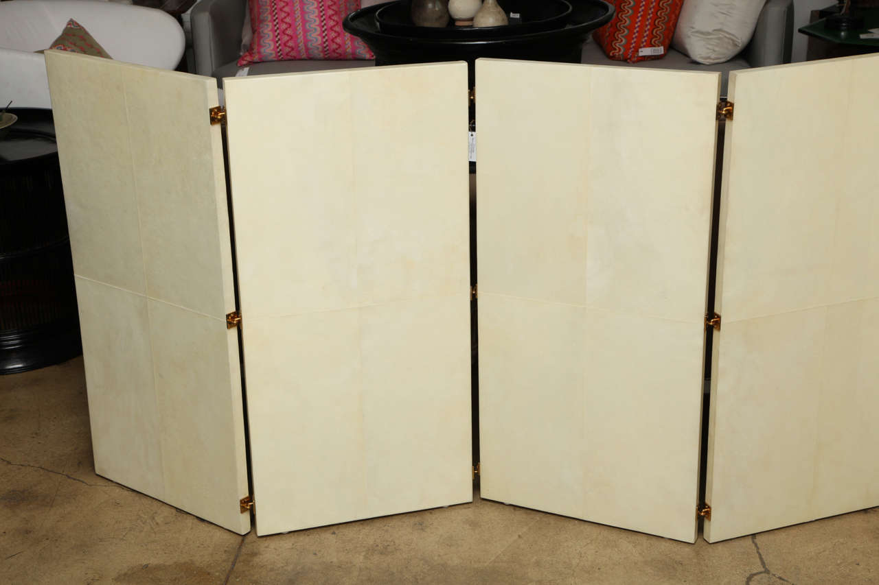 Parchment Panel Screen 3