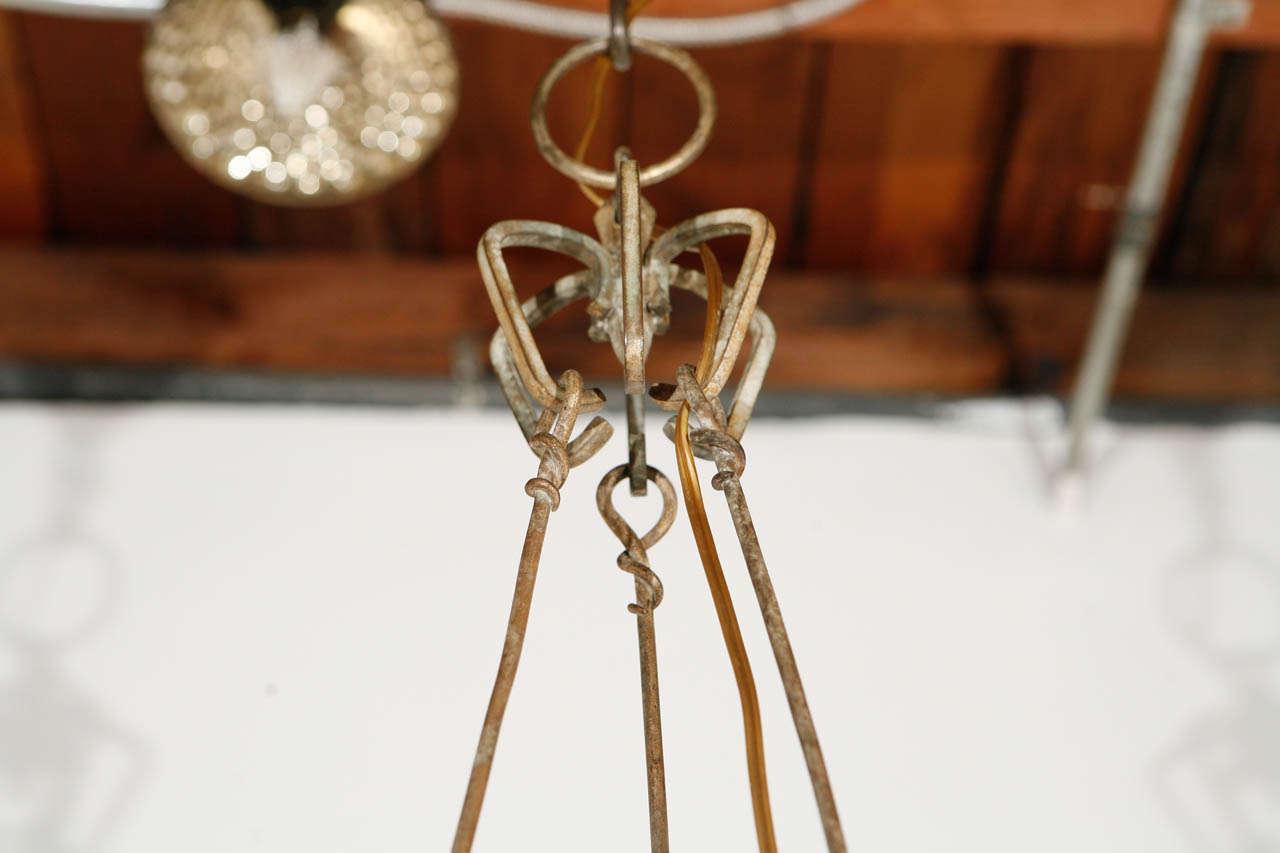Brass Pendant For Sale 4