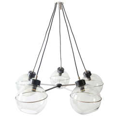 Vico Magistretti Globe Suspension