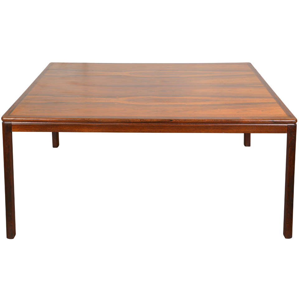 "Mid-Century Modern ""Florida"" Coffee Table by Folke Ohlsson"
