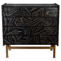 Flair Patchwork Collection Chest of Drawers