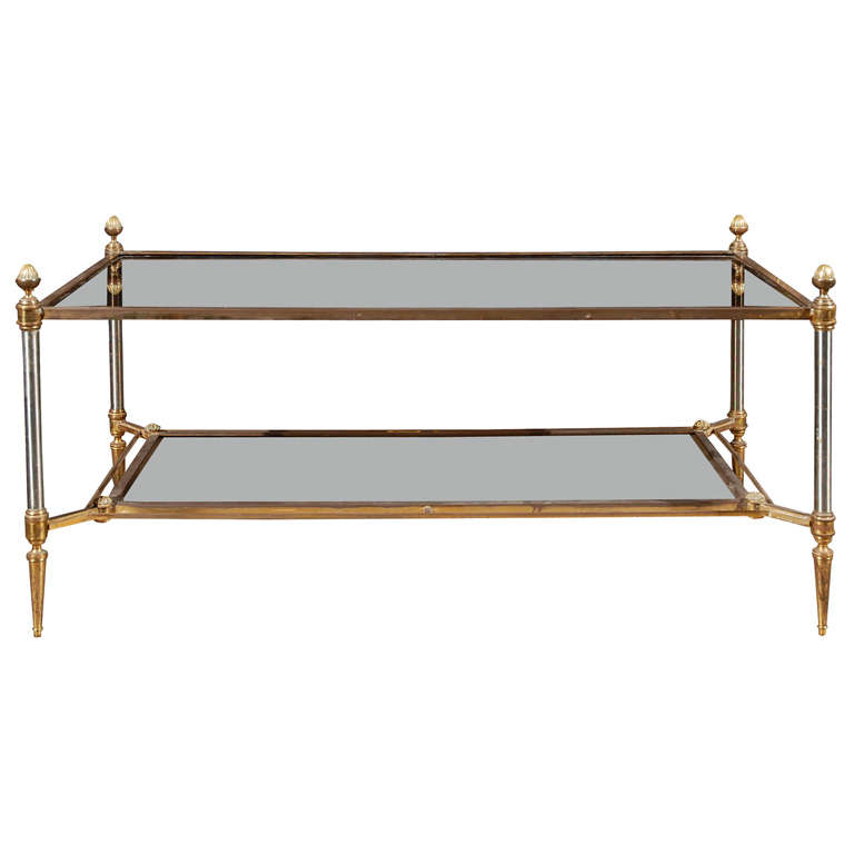 French Directoire Style Coffee Table At 1stdibs