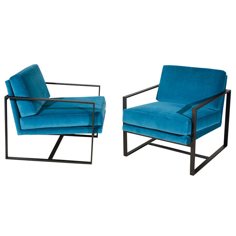 Pair Of Arm Chairs 1