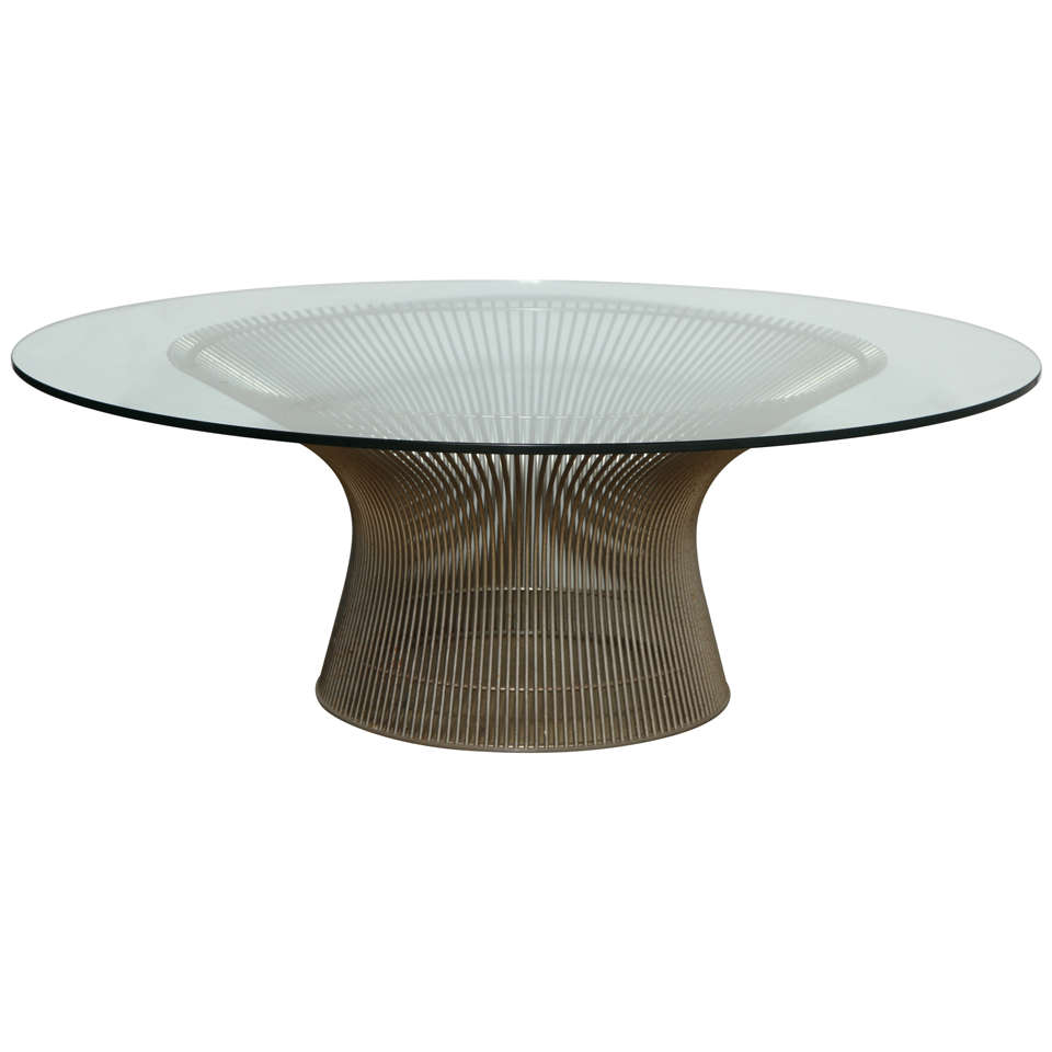for Table warren platner