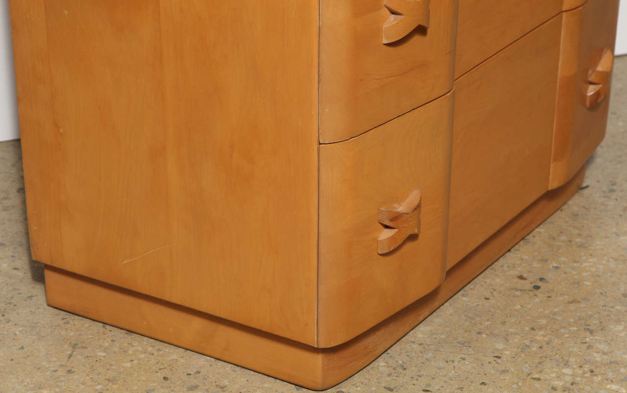 "Heywood Wakefield ""Rio"" Maple Dresser 9"