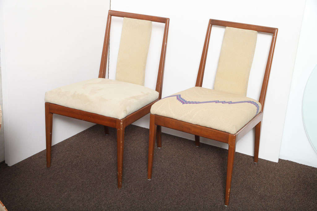 set of 4 danish dining room chairs for sale at 1stdibs