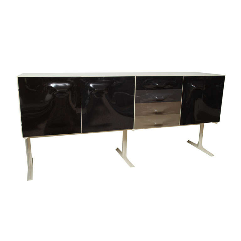 Raymond Loewy DF 2000 Credenza at 1stdibs