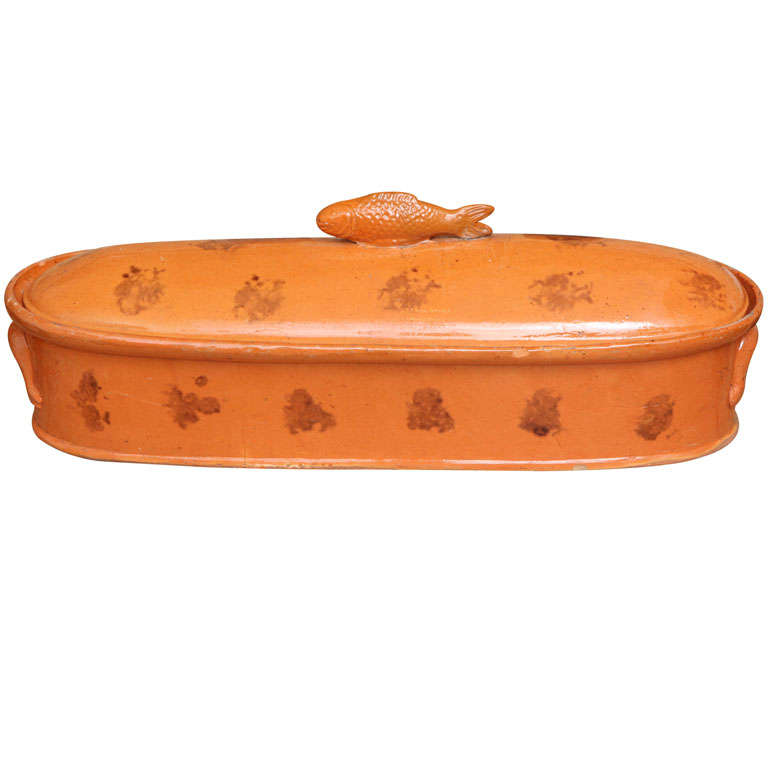 Fish Tureen For Sale