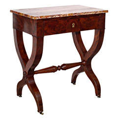 Jupe Style Extending Dining Table At 1stdibs