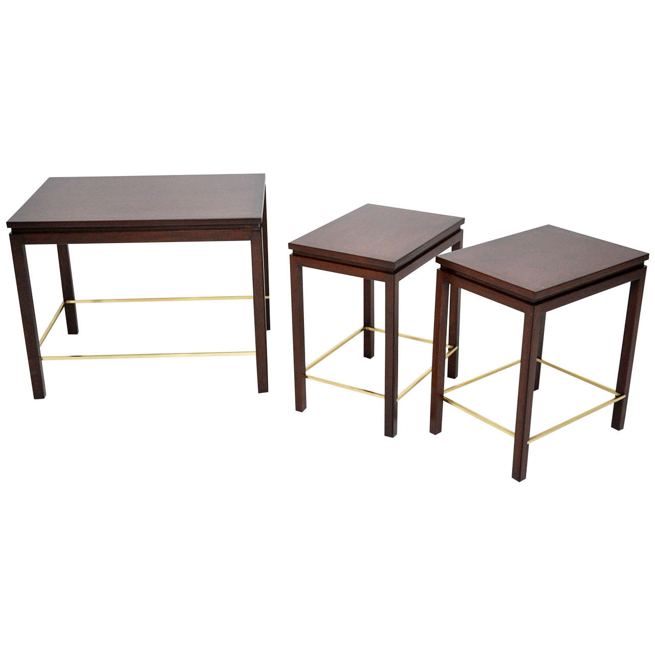 Dunbar Nesting Tables by Edward Wormley