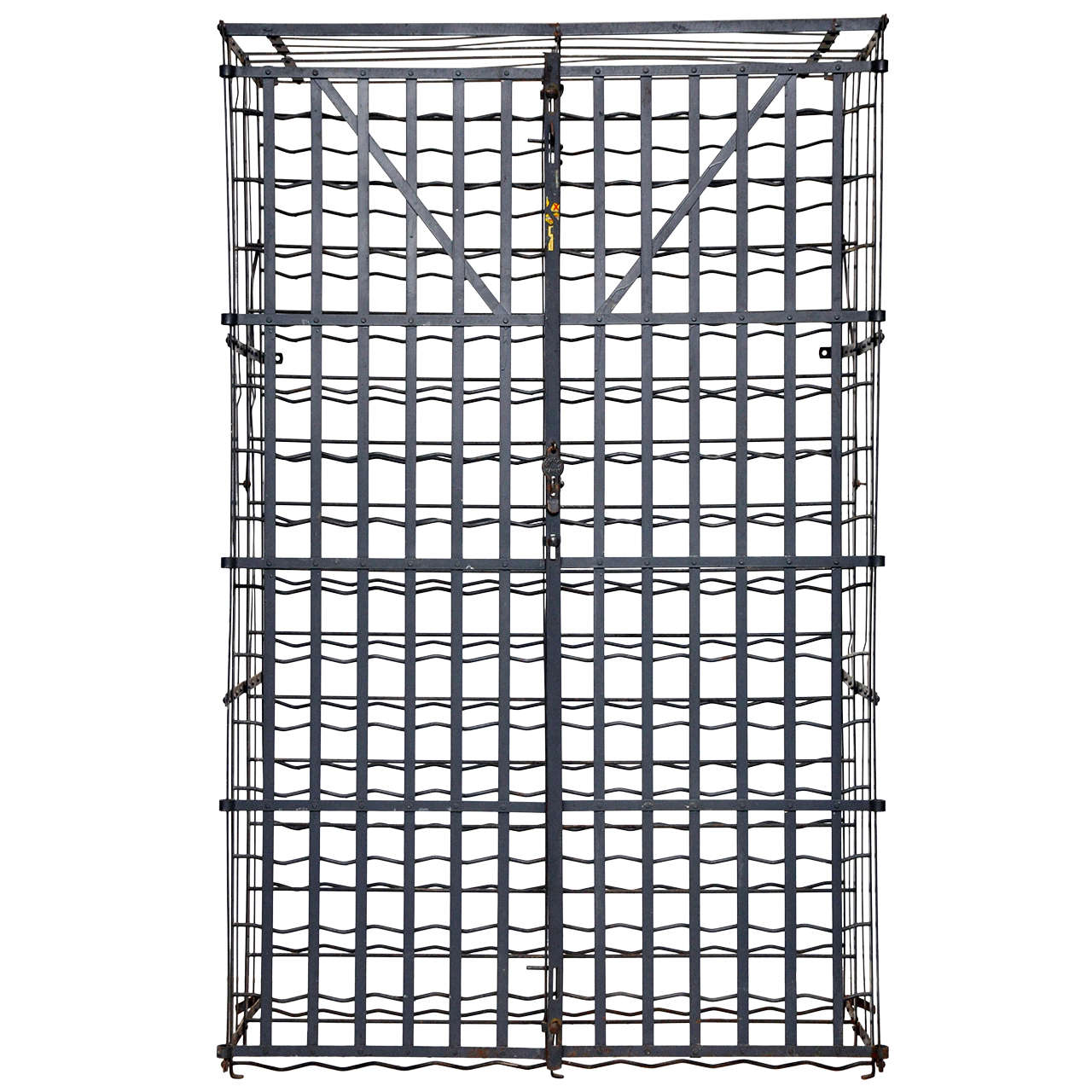 French Wine Cage - Barware